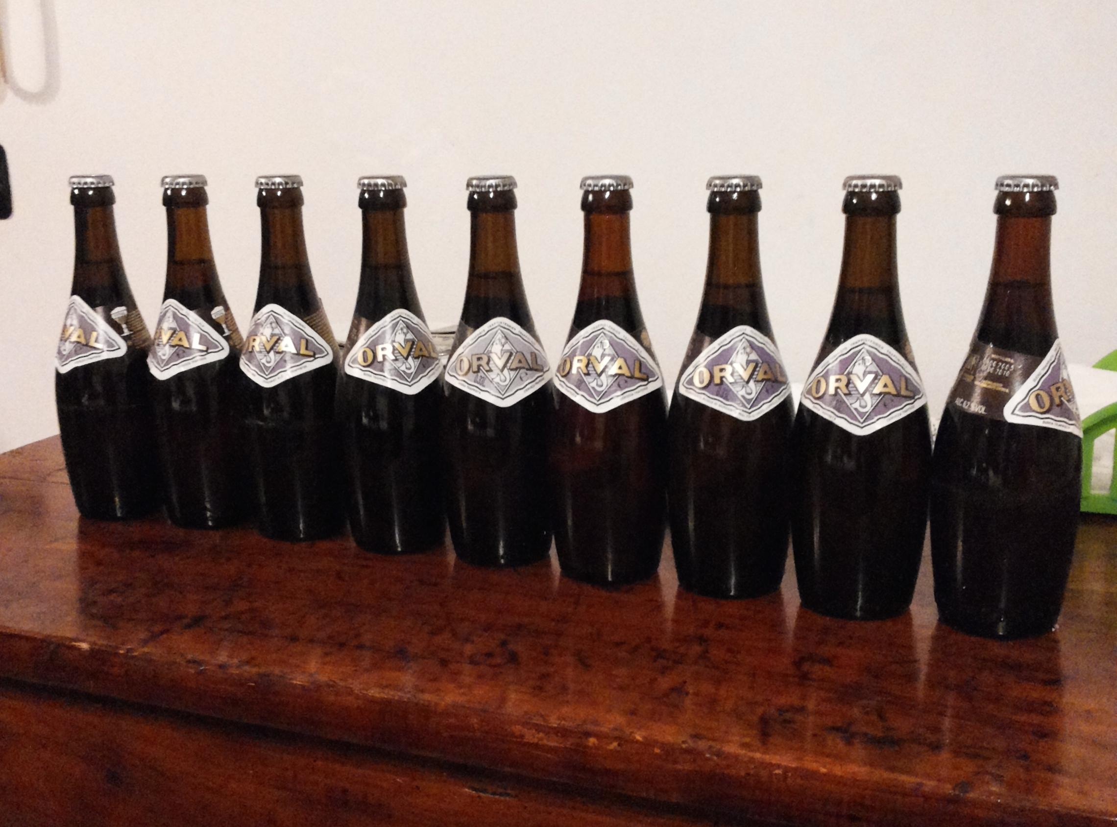 bottiglia di birra datazione