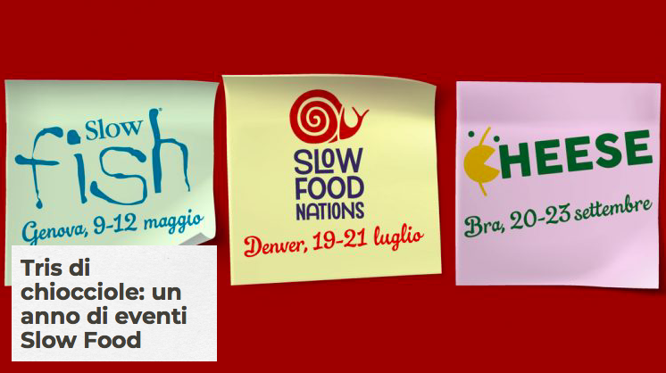 Eventi Slow Food