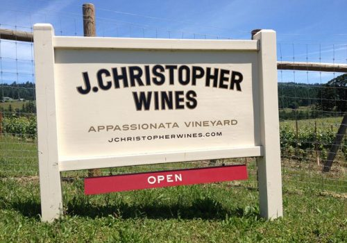 Slow Wine Oregon – J. Christopher Wines