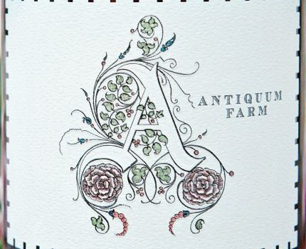Slow Wine Oregon – Antiquum Farm