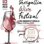 Senigallia Wine Festival, domenica 5 maggio 2019