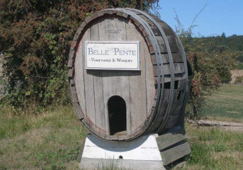 BELLE PENTE VINEYARD & WINERY