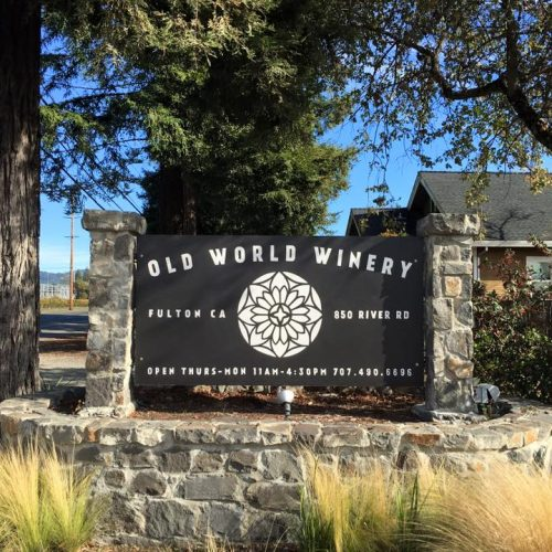 OLD WORLD WINERY