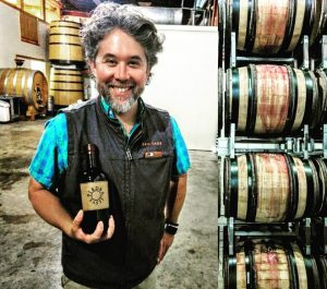 Sashi Moorman, the winemaker