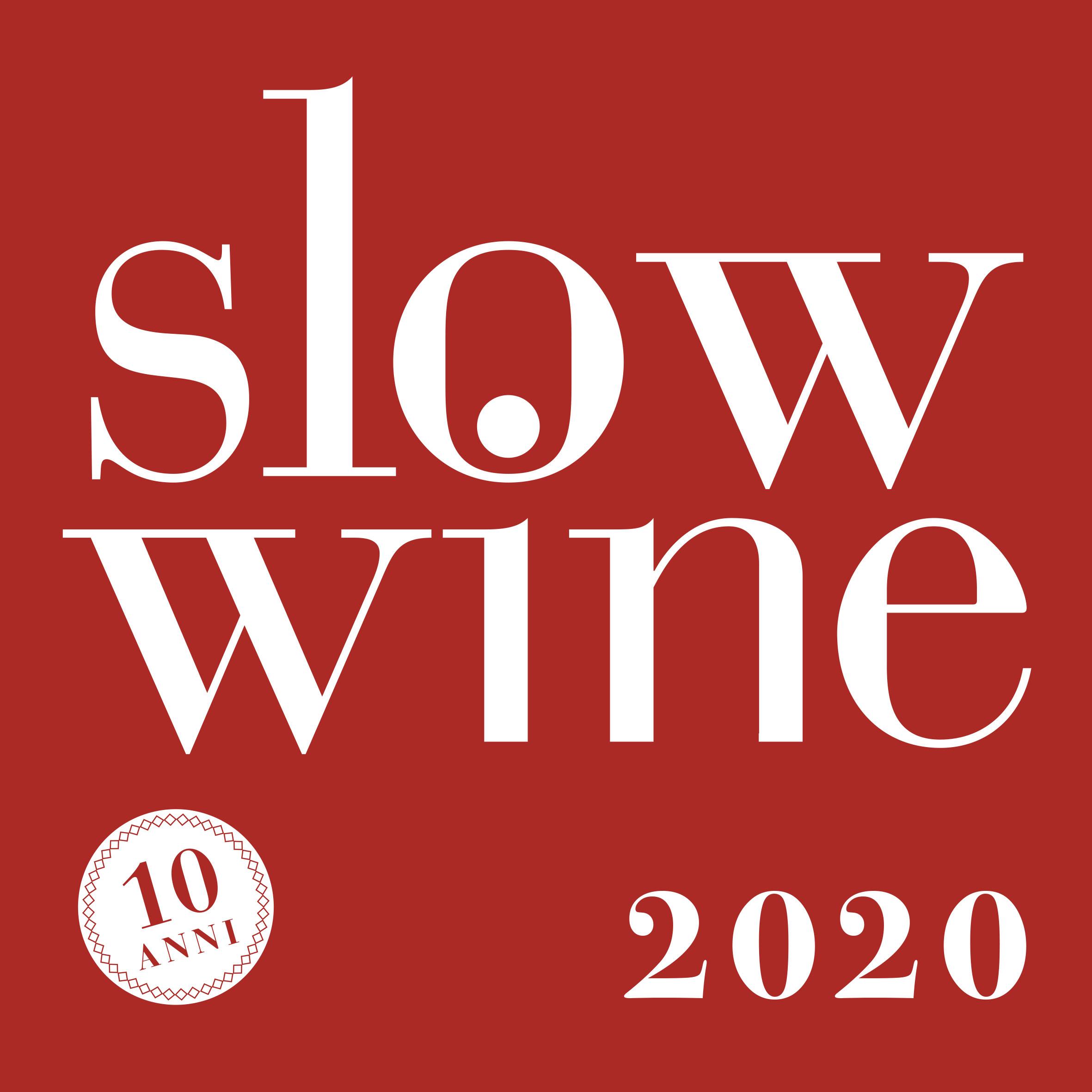 Risultato immagini per slow wine 2020