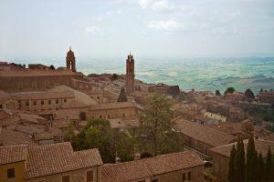 Montalcino vista