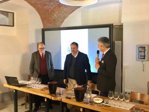 Ampelio Bucci, Armando Castagno, Michele A. Fino