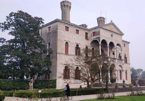 IL DIETRO LE QUINTE: il taglio del Villa Giustinian 2018