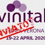 Rimandare Vinitaly al 2021: lo chiede la FIVI