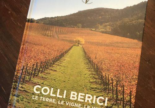 Un libro, un'intervista e qualche vino assaggiato: ecco a voi i Colli Berici!