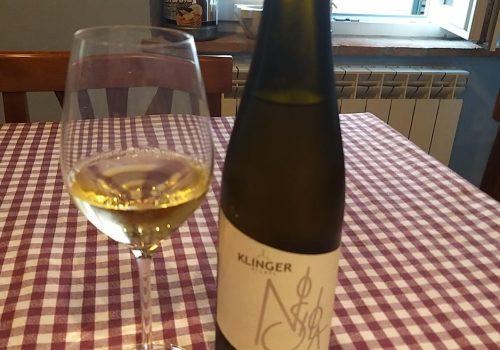 Vino Gluck – Klinger Nosiola 2018