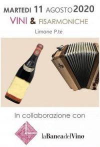 Vini&Fisarmoniche: la Banca del Vino in trasferta a Limone Piemonte
