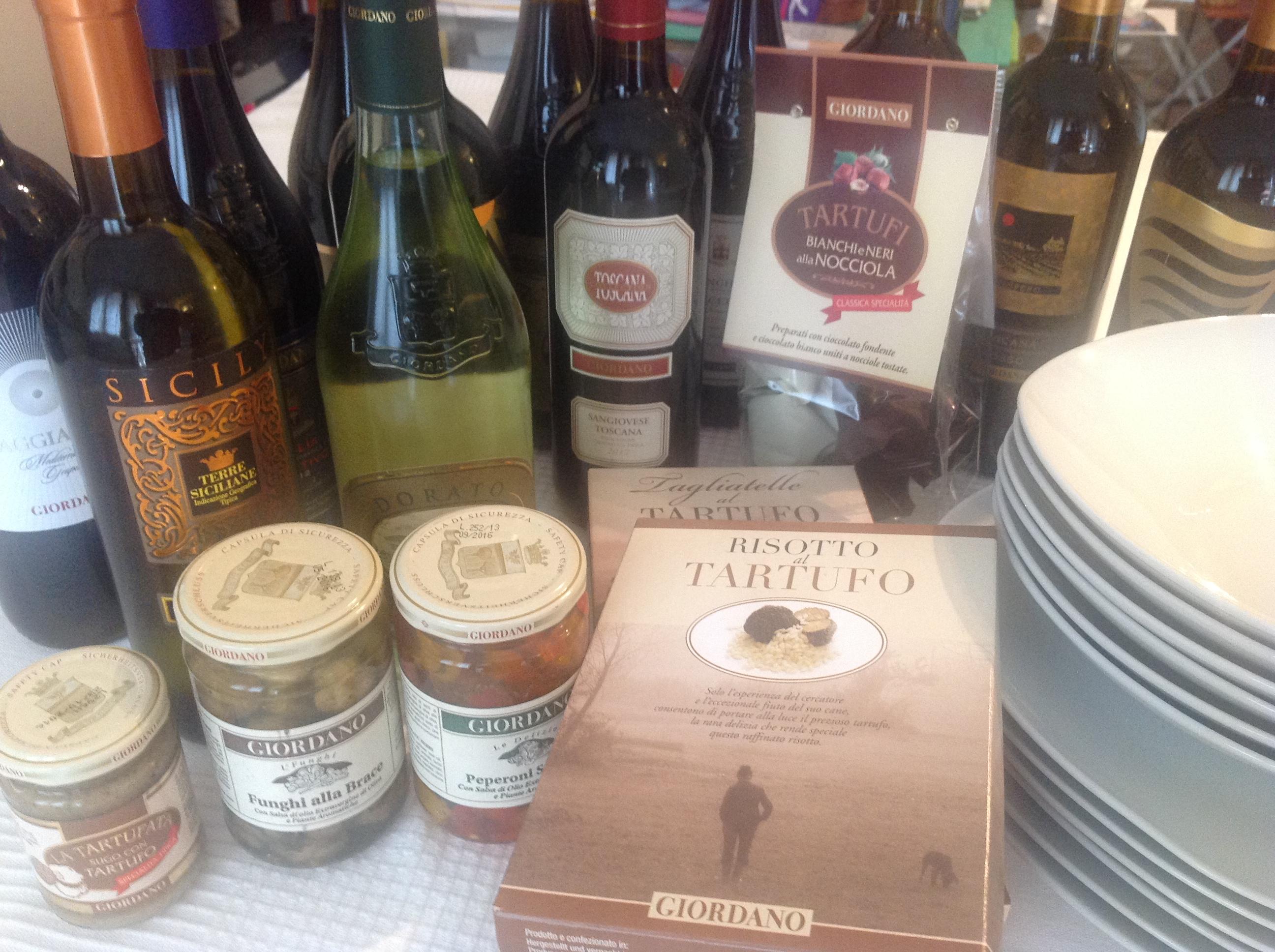 È arrivato a casa il pacco di Giordano (e ho assaggiato i vini ... 71f50c35a28