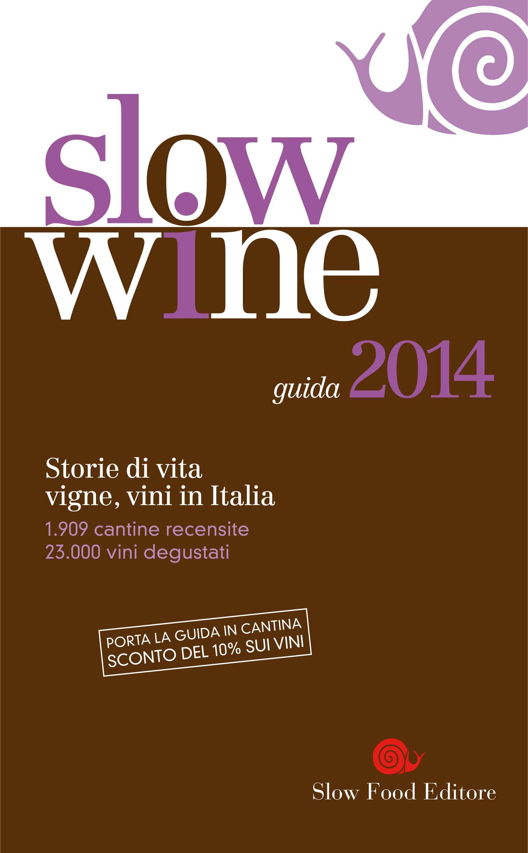 Risultato immagini per Slow Wine 2014