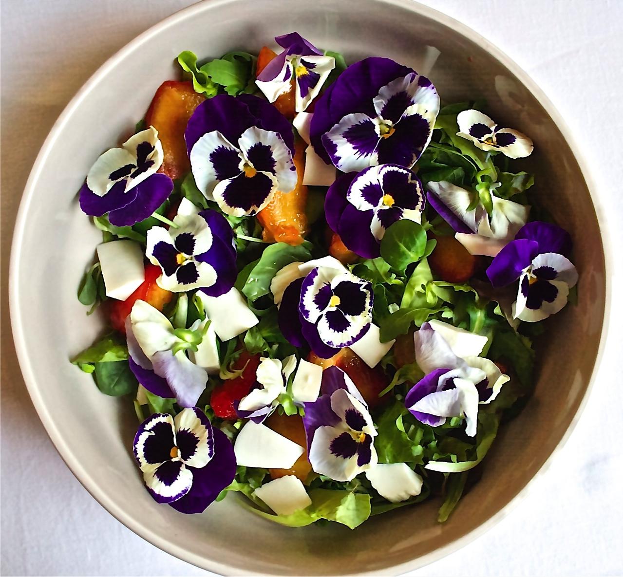 Fiori Eduli.40 Fiori Da Mangiare Slow Food Buono Pulito E Giusto