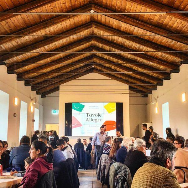 Tavole Allegre: un progetto per generare occasioni di incontro, vicinanza e prossimità