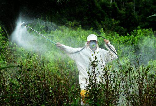 Glifosato: non serve vivere vicino ai campi per essere contaminati