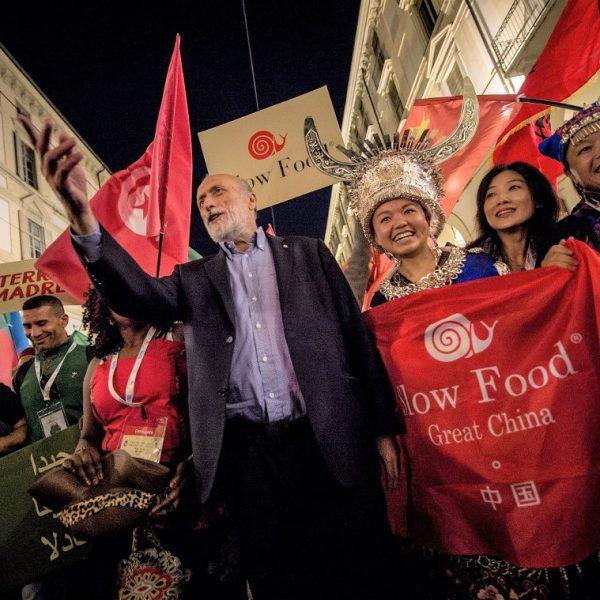 Un messaggio da Slow Food Great China