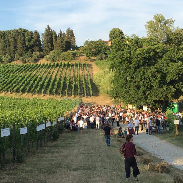 Lucca Biodinamica in festa. Vino e cibo per celebrare l'agricoltura biodinamica e il solstizio d'estate
