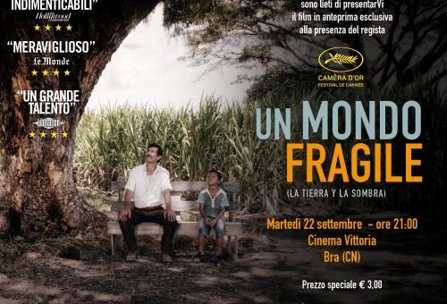 Al cinema c'è Un mondo fragile