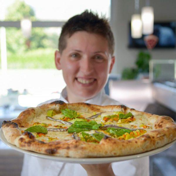 Segni particolari: ingredienti locali e stagionali – le pizze di Francesca Gerbasio