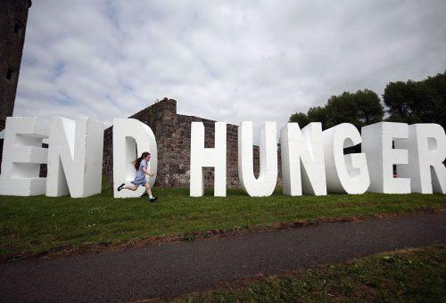 «La vergogna della fame nel mondo può e deve essere cancellata»