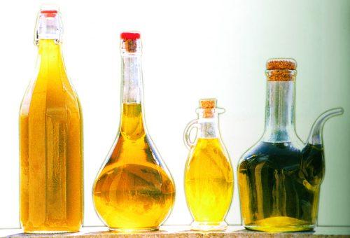 I colori dell'olio