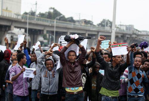 Etiopia: dura repressione dei contadini che difendono la propria terra