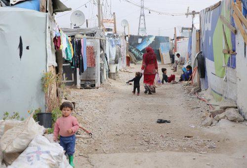 Nel cuore del Libano che dà riparo ai pastori rifugiati