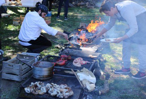 Incrociate… le braci: ritorna Fuoco! Food Festival