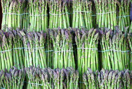 È il momento: togliamoci la voglia di asparagi!