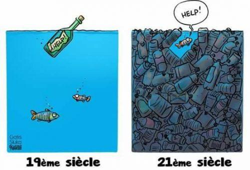 Il Mediterraneo ha una nuova isola, di plastica