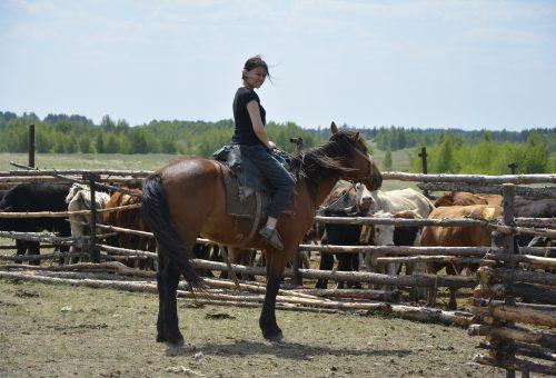 La lotta di Aida per i contadini kazaki