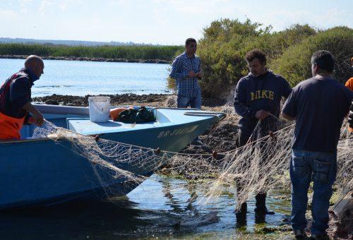 Torre Guaceto, il paradiso dei pescatori minacciato dal clima che cambia