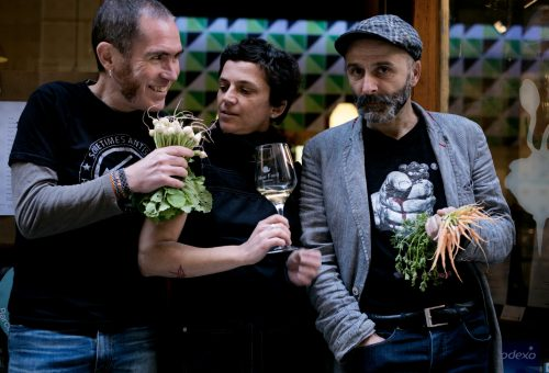 A Barcellona vive il sogno del «miglior ristorante vegetariano del mondo»