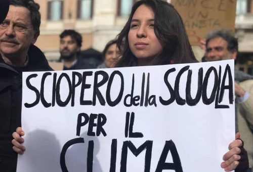 Fridays for Future: tutta Slow Food in piazza per difendere clima e ambiente