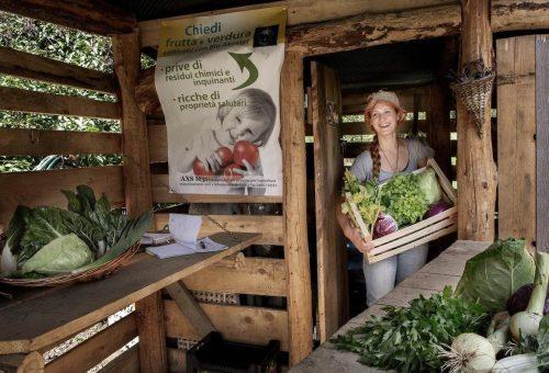 È in Val di Sole il primo supermercato senza plastica