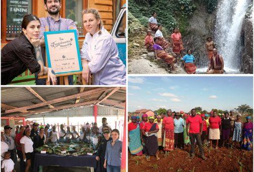 Slow Food a Pontremoli per decidere il futuro delle comunità e ad Amatrice il forum delle comunità Laudato Si'
