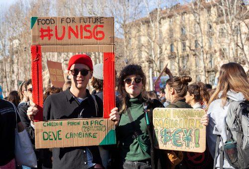 La Climate Action Week chiama a raccolta l'intera umanità. Slow Food a fianco dei ragazzi di Friday For Future