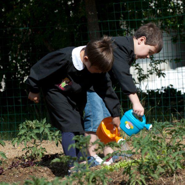 Fare l'orto è un gesto di quotidiana rivoluzione