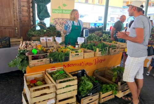 Castellammare di Stabia: incontro nazionale dei Mercati della Terra di Slow Food