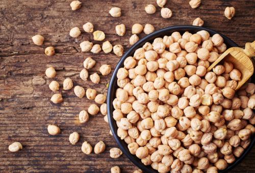 Meatless Monday presenta le ricette della tradizione: un mondo di legumi per il Terra Madre Day – hummus di ceci di Capitignano