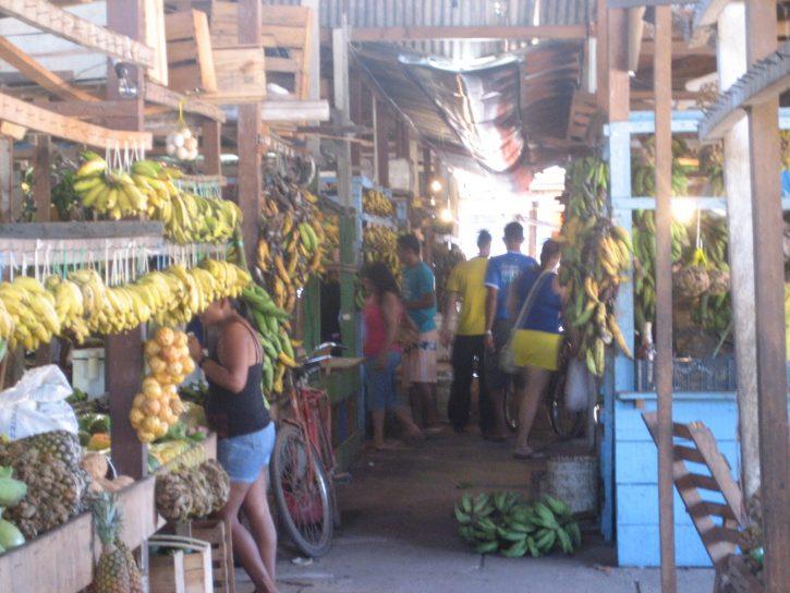 varietà di banana