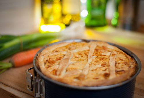 Meatless Monday presenta le ricette della tradizione: la quiche, affrontiamo le difficoltà con fantasia