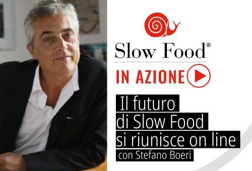 Città e campagna: come modellare il futuro? –Slow Food in Azione incontra Stefano Boeri
