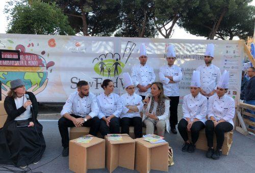 Slow Food Village a Viterbo: l'8a edizione «Riparte dalla Terra»